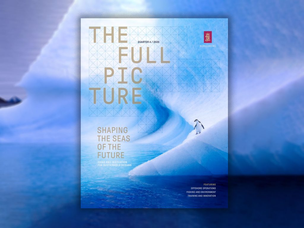 COVER: The Full Picture magazine